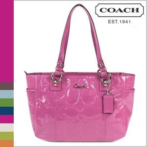 Coach PINk C Vinyl